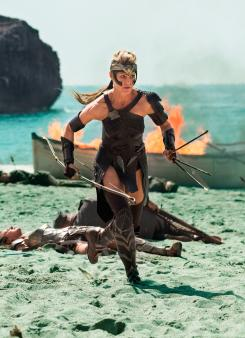 Imagen de Wonder Woman (2017), General Antiope