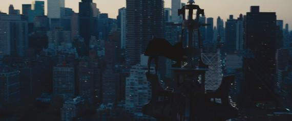 Captura del tercer trailer de The Dark Knight Rises (2012)