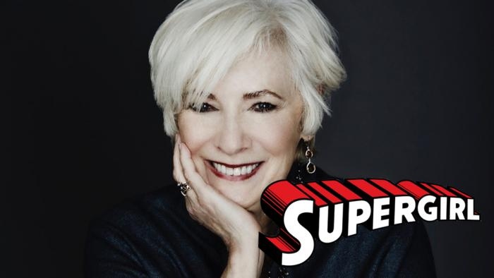 Betty Buckley se une a la tercera temporada de Supergirl como Patricia Arias