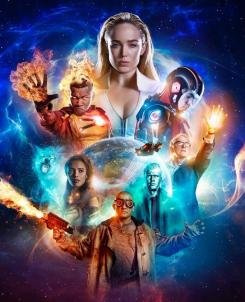 Imagen promocional de la tercera temporada de Legends of Tomorrow