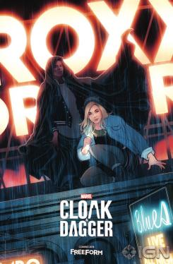 Póster de la serie Cloak and Dagger
