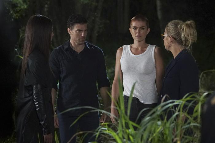 Imagen de Inhumans 1x05: Something Inhuman This Way Comes
