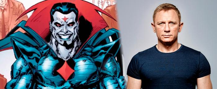 Daniel Craig rumoreado como Mr. Sinister