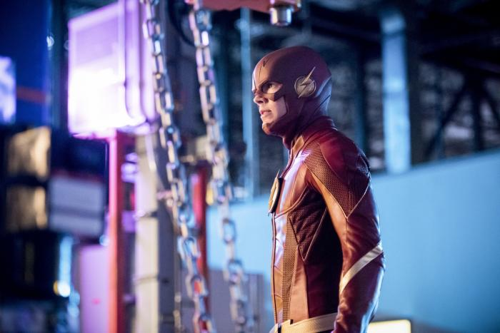 Imagen de The Flash 4x02: Mixed Signals