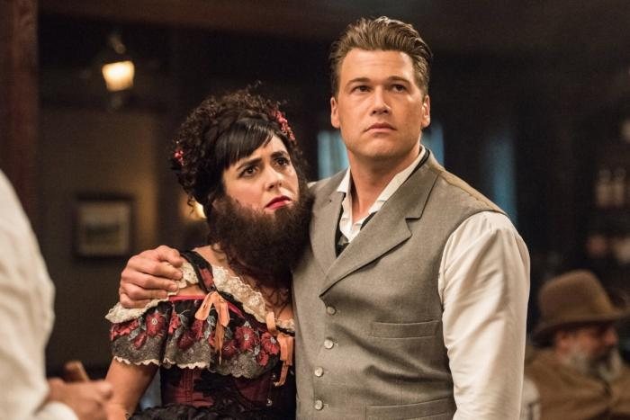 Imagen del episodio 3x02: Freakshow de Legends of Tomorrow