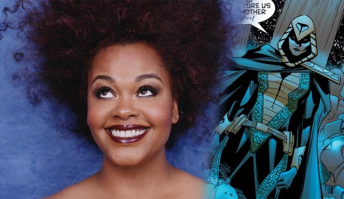 Jill Scott se une al reparto de Black Lightning como Lady Eve