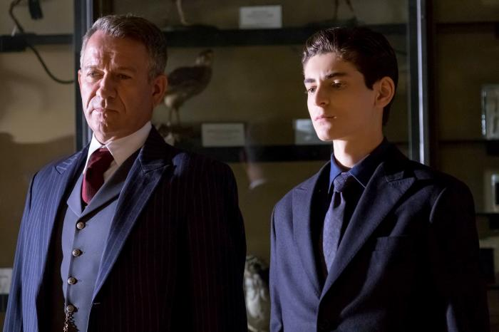 Imagen de Gotham 4x04: The Demon's Head