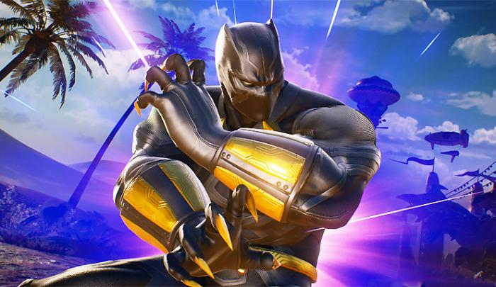 Imagen de Marvel vs. Capcom: Infinite (2017), Black Panther
