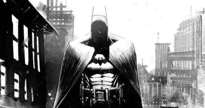 Batman, por Sean Murphy