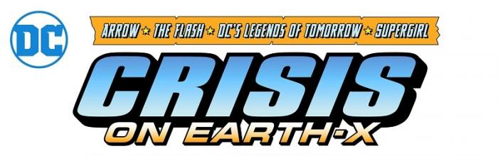Imagen promocional de Crisis on Earth X, el cuarto crossover del arrow-verso, por Phil Jimenez