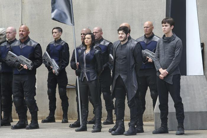 Imagen de Inhumans: 1x07: Havoc In The Hidden Land