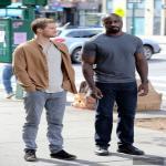 Imagen del set de la segunda temporada de Luke Cage