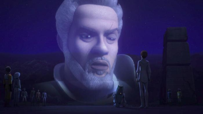 Imagen de Star Wars Rebels 4x03: In the Name of the Rebellion: Part 1