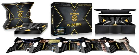 """""""X-Men: The Ultimate Collection"""""""