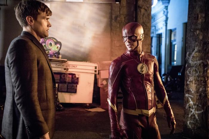 Imagen de The Flash 4x04: Elongated Journey Into Night