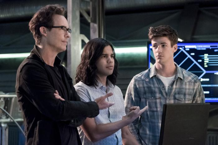 Imagen de The Flash 4x05: Girls Night Out