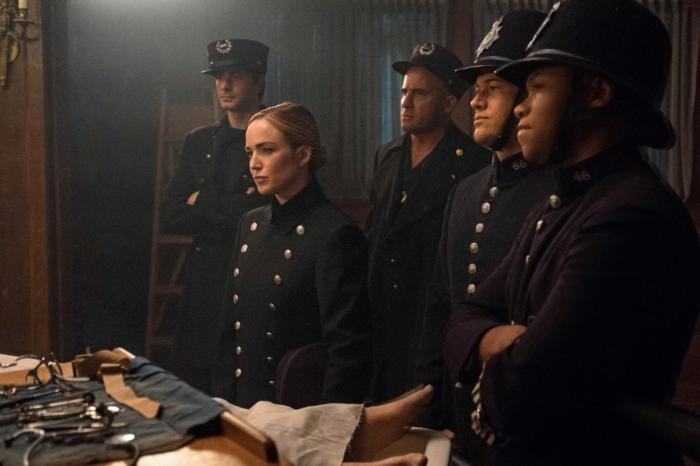 Imagen del 3x05 de Legends of Tomorrow: Legends of the Mack
