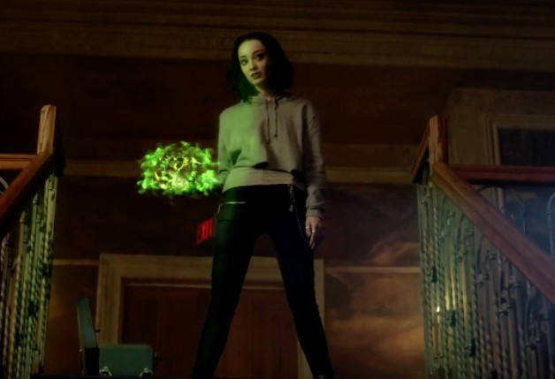 Imagen de The Gifted 1x06: got your siX (2017)