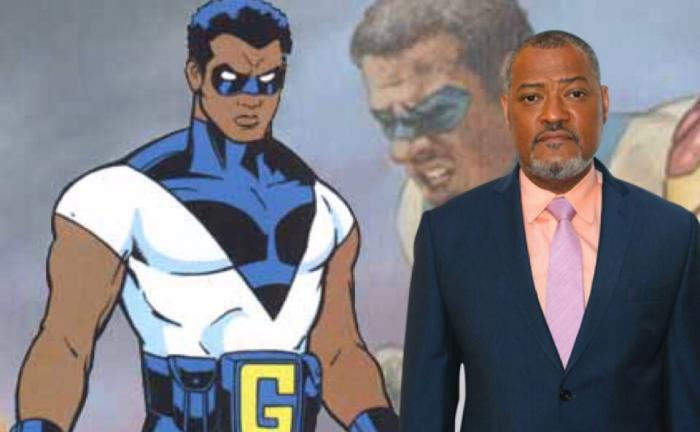 Laurence Fishburne es Bill Foster en Ant-Man & The Wasp (2018)