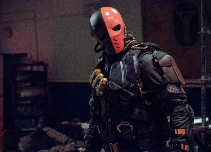 Imagen de Arrow 6x05: Deathstroke Returns