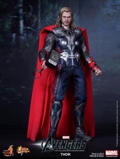 Figura de Thor de The Avengers (2012) de Hot Toys