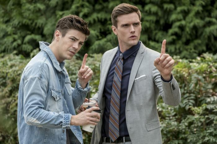 Imagen de The Flash 4x06: When Harry Met Harry...