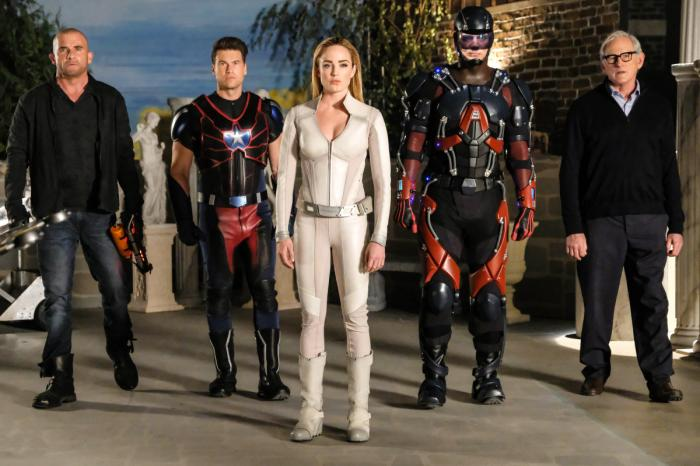 Imagen de Legends of Tomorrow 3x05: Helen Hunt