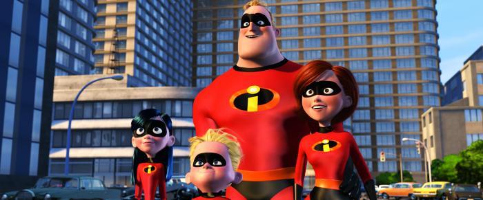 Imagen de Los Increíbles (2004)