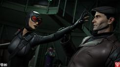 Imagen del tercer episodio de Batman: The Enemy Within - Fractured Mask