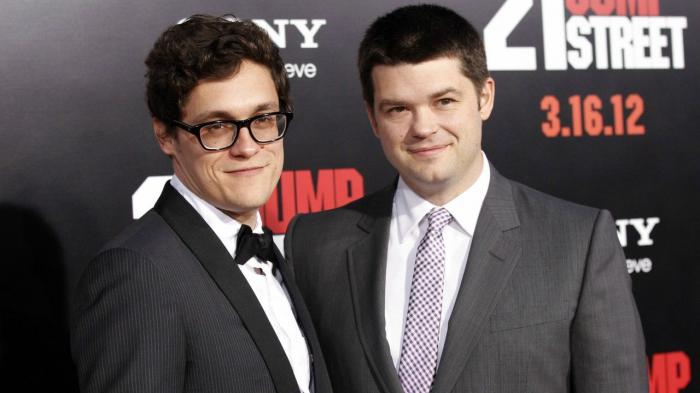 Directores Chris Miller y Phil Lord