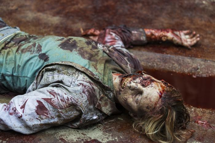 Imagen de The Walking Dead 8x05: The Big Scary U