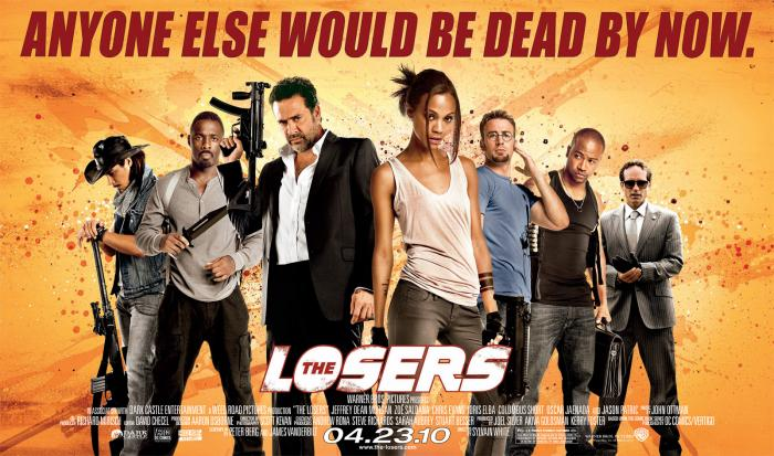 Banner de The Losers (2010)