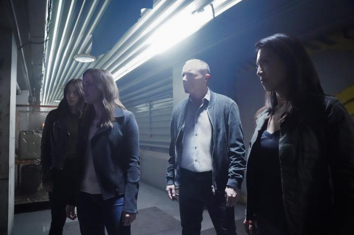 Imagen de Agents of S.H.I.E.L.D. 5x01: Orientation (Part One)