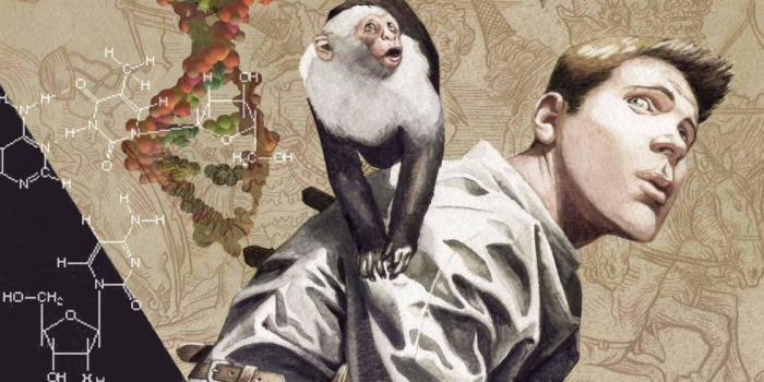 Imagen del cómic Y: El último hombre