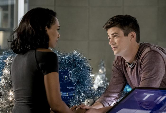 Imagen de The Flash 4x09: Don't Run