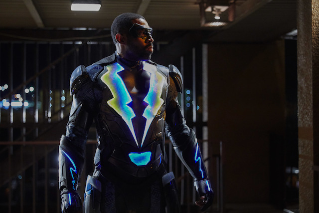 Imagen de Black Lightning 1x01: Dark Matter Of My Brain
