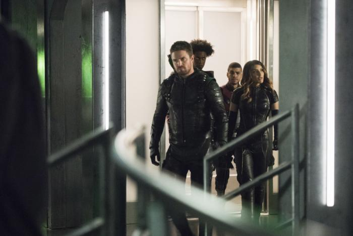 Imagen de Arrow 6x09 (2012- ?), Irreconcilable Differences