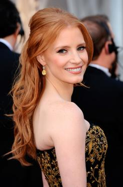 Jessica Chastain no se une a Iron Man 3