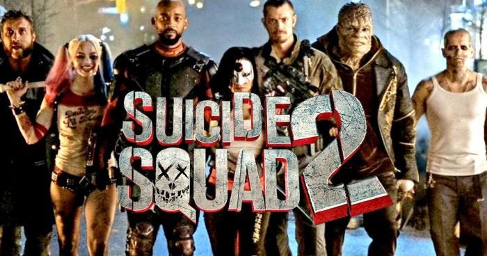 Título Fan Made de Suicide Squad 2
