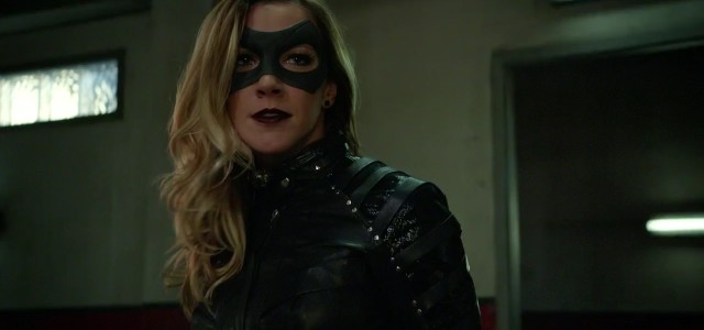 Black Canary 5 temporada de Arrow