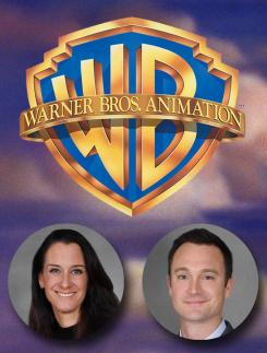 Nuevo equipo detrás de Warner Bros. Animation: Allison Abbate y Chris Leahy