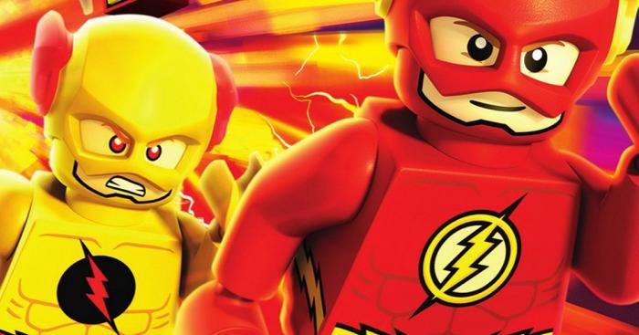 Imagen de LEGO DC Super Heroes: The Flash (2018)