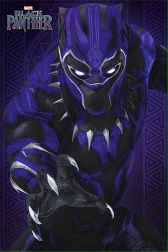 Imagen promocional de Black Panther (2018)