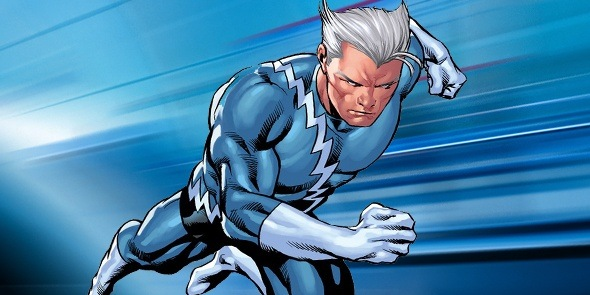 Quicksilver / Mercurio en los cómics Marvel