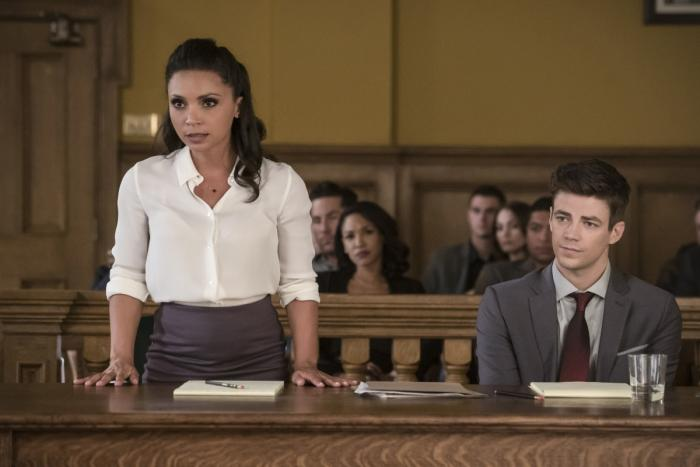 Imagen de The Flash (2014 - ?) 4x10: The Trial Of The Flash