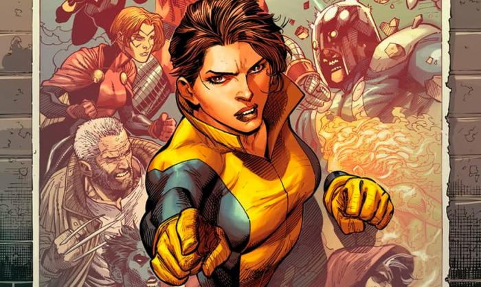 Kitty Pryde en los cómics Marvel
