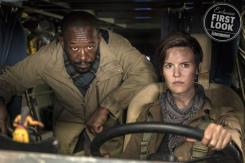Imagen de la cuarta temporada de Fear The Walking Dead