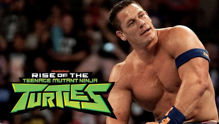 John Cena prestará su voz para la serie Rise of the Teenage Mutant Ninja Turtles