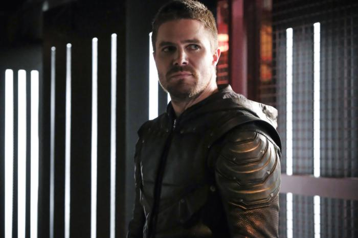 Imagen de Arrow (2012 - ?) 6x12: All For Nothing