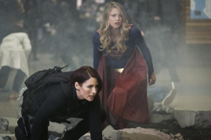Imagen de Supergirl 3x13: Both Sides Now